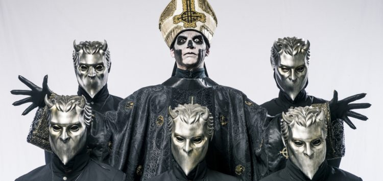 Ghost: ¿Ha echado el Papa Emeritus a los Nameless Ghouls?