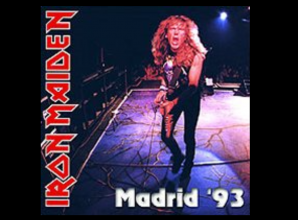 Iron Maiden – Madrid 1993 (Sala Canciller)