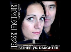 Iron Maiden – Father Vs. Daughter (Barcelona, 2006)
