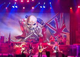 """Iron Maiden: Disputa legal por """"Hallowed Be Thy Name"""""""