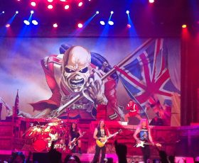 "Iron Maiden: Disputa legal por ""Hallowed Be Thy Name"""