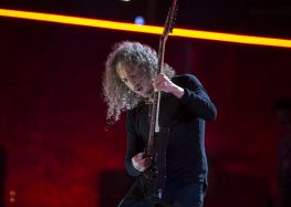 Kirk Hammett: ¿Qué le pasa?