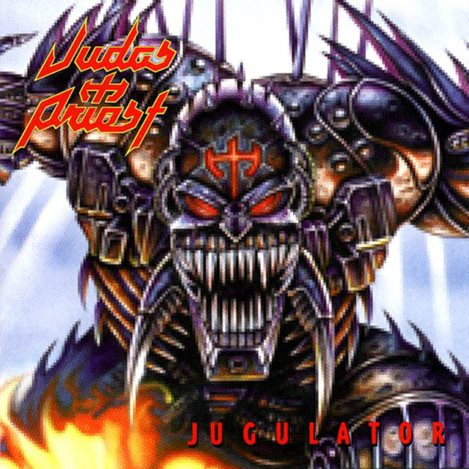 judas priest jugulator