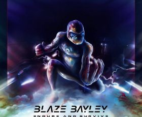 Blaze Bayley: Endure And Survive