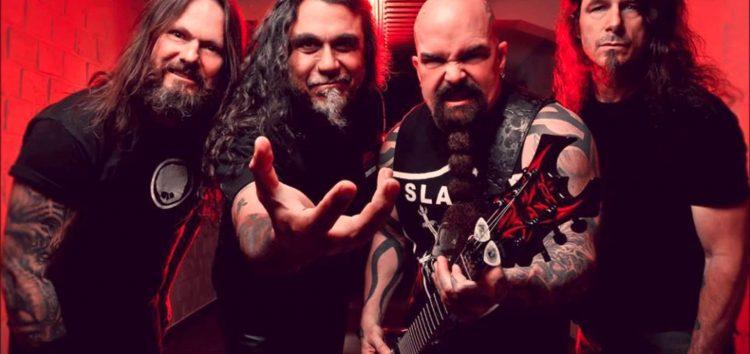 Slayer: De gira por España