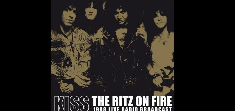 Kiss: The Ritz On Fire (1988)