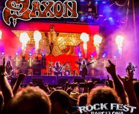 Rock Fest Bcn: 5 nuevas confirmaciones