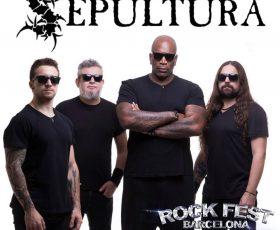 Rock Fest Bcn: Cuatro nuevas confirmaciones