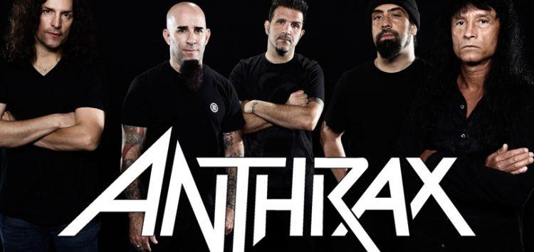 Anthrax: Añaden fechas en España