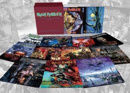 Iron Maiden: Reediciones en vinilo