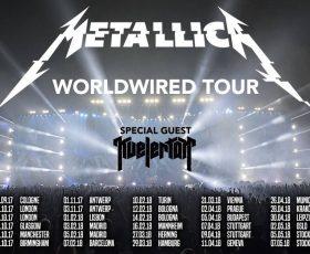 Metallica: Agotadas las entradas de sus conciertos en España