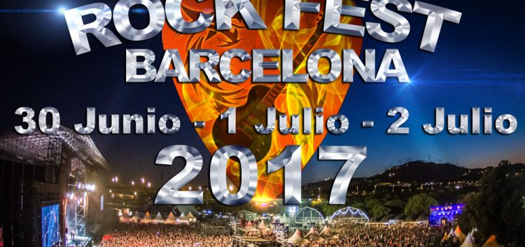 Rock Fest Bcn: Últimas confirmaciones y cartel definitivo