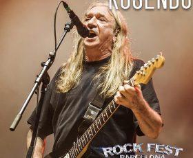 Rock Fest Bcn: 3 nuevas confirmaciones
