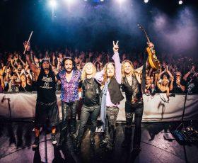 The Dead Daisies: Gira mundial y disco en directo