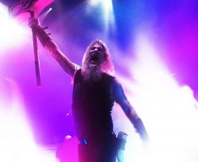 Amon Amarth + Dark Tranquillity + Omnium Gatherum en Zaragoza (Teatro de las Esquinas) – 12/04/2017