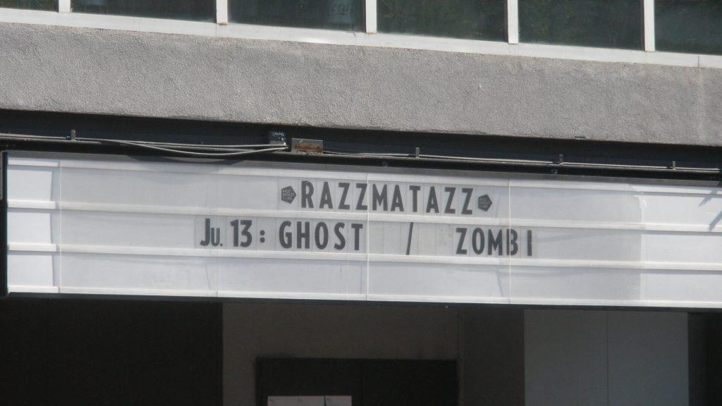 ghost barcelona