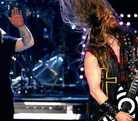 Ozzy Osbourne y Zakk Wylde juntos de nuevo