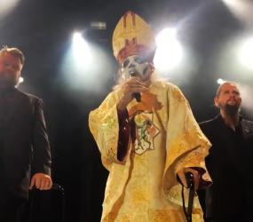 Ghost: Nuevo Papa y estrenan tema en directo
