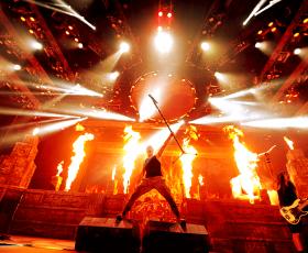Iron Maiden: Nuevo disco en directo