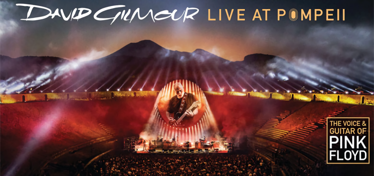 David Gilmour sigue haciendo magia