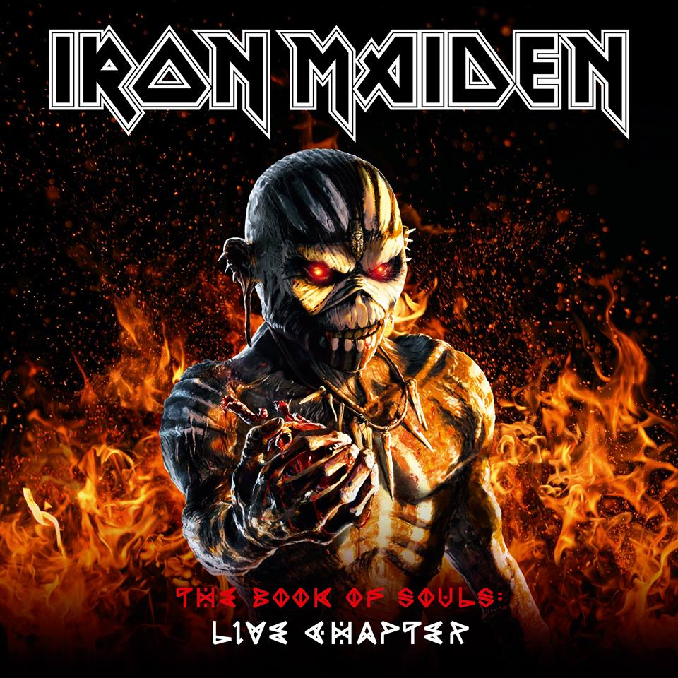 iron maiden disco en directo the book of souls chapter live