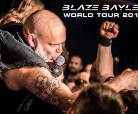 Blaze Bayley: Fechas en España en 2018
