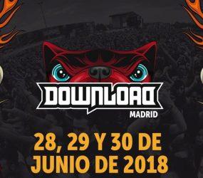 Download Festival Madrid: Fechas para 2018