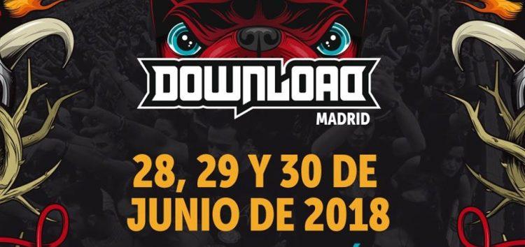 Download Festival Madrid 2018: Primeras confirmaciones