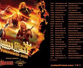 Judas Priest: Nuevo disco y gira