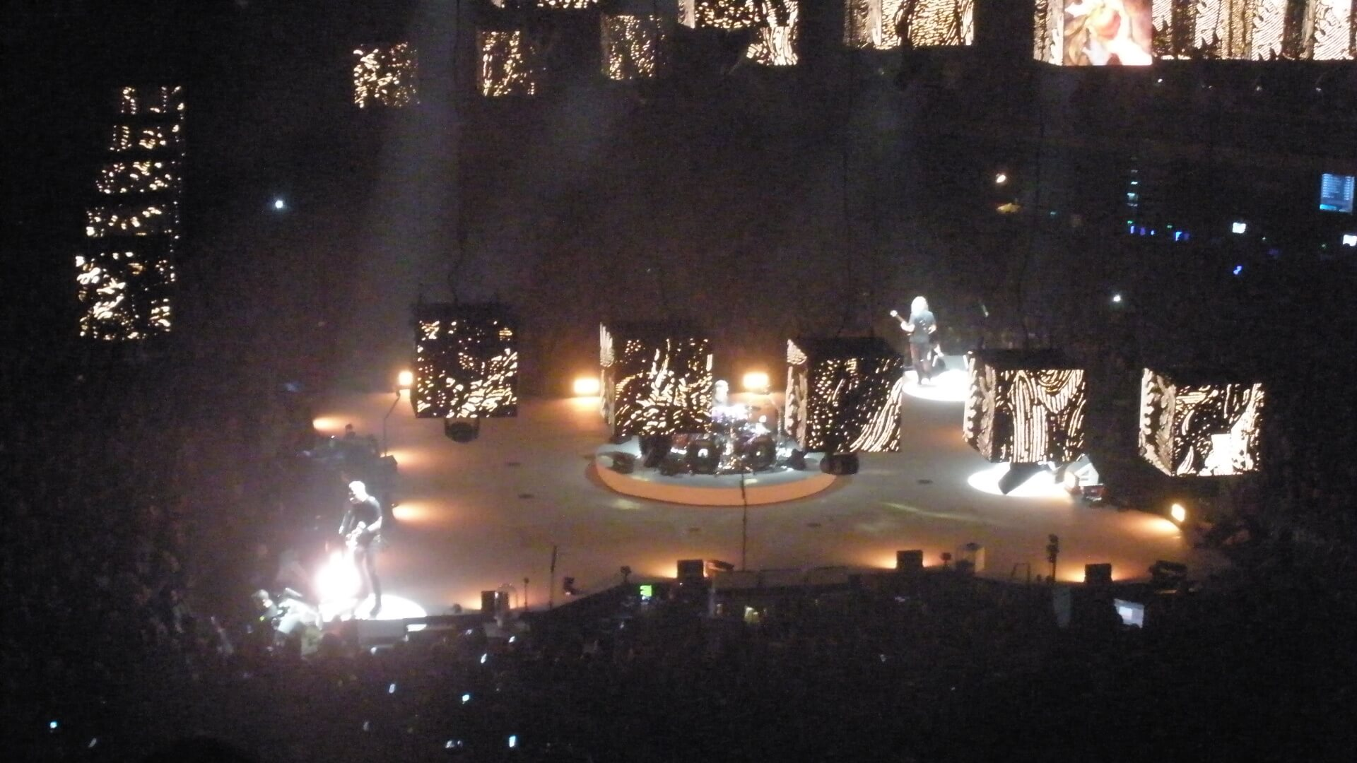 Metallica en Madrid febrero
