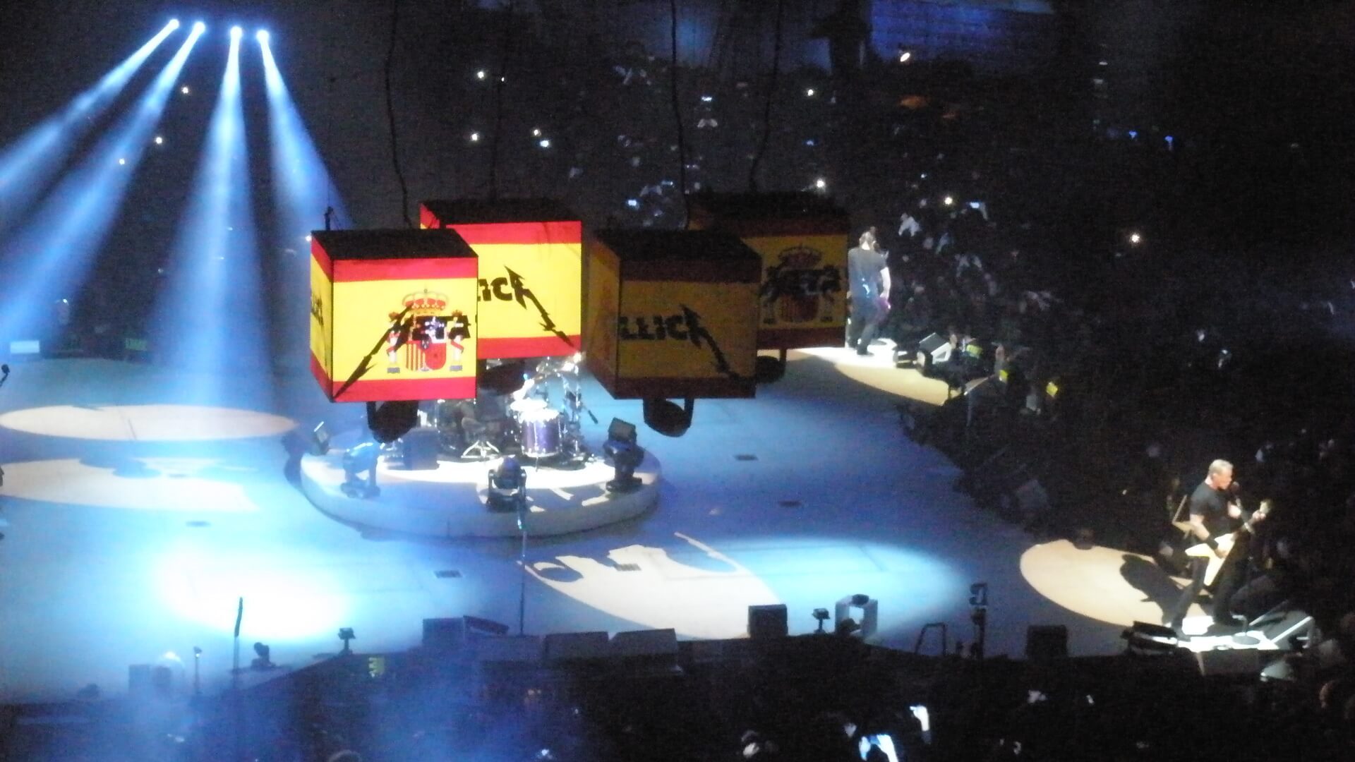 Metallica en Madrid