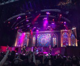 Cronica: Iron Maiden + Gojira + Sabaton en Madrid (Wanda Metropolitano) 14/07/2018