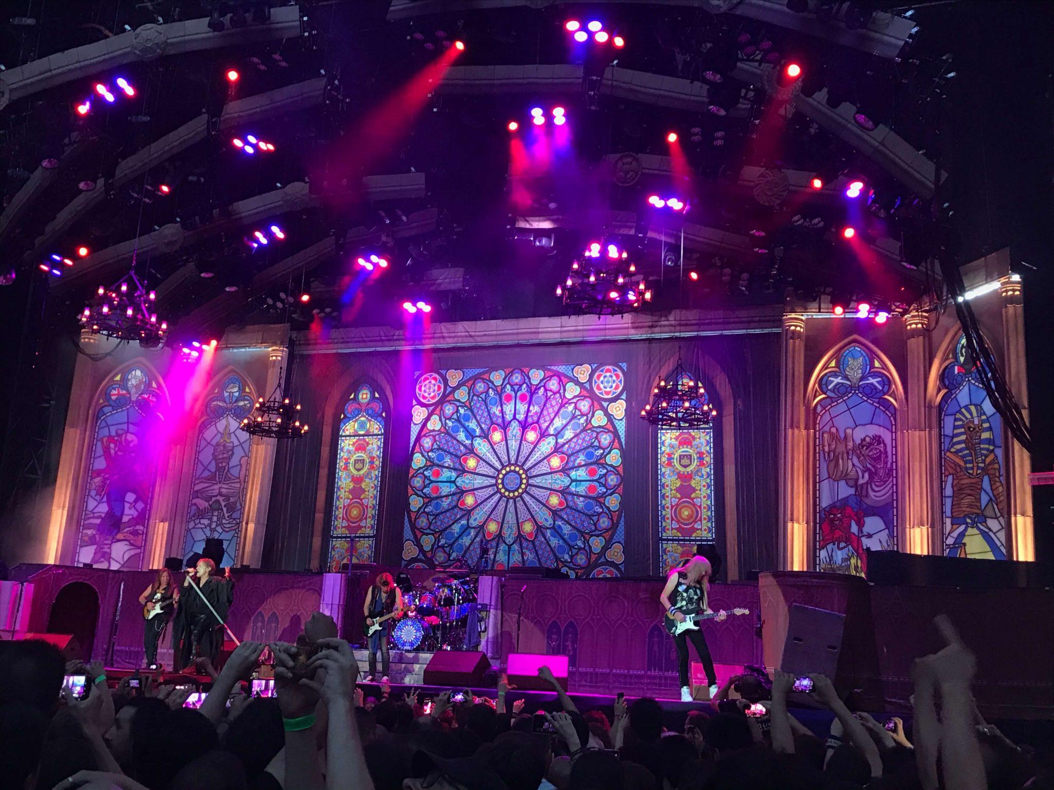 Iron Maiden en Madrid 16