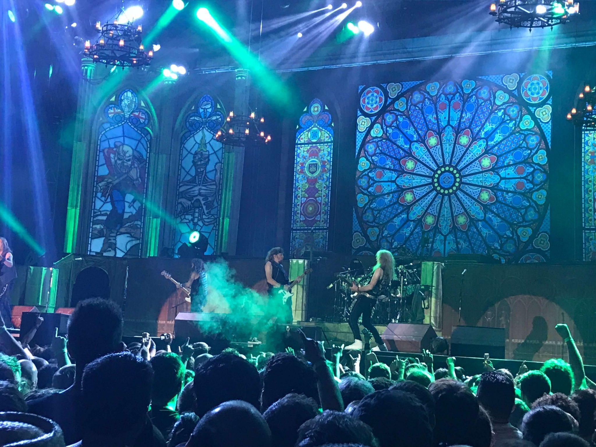 Iron Maiden en Madrid 19