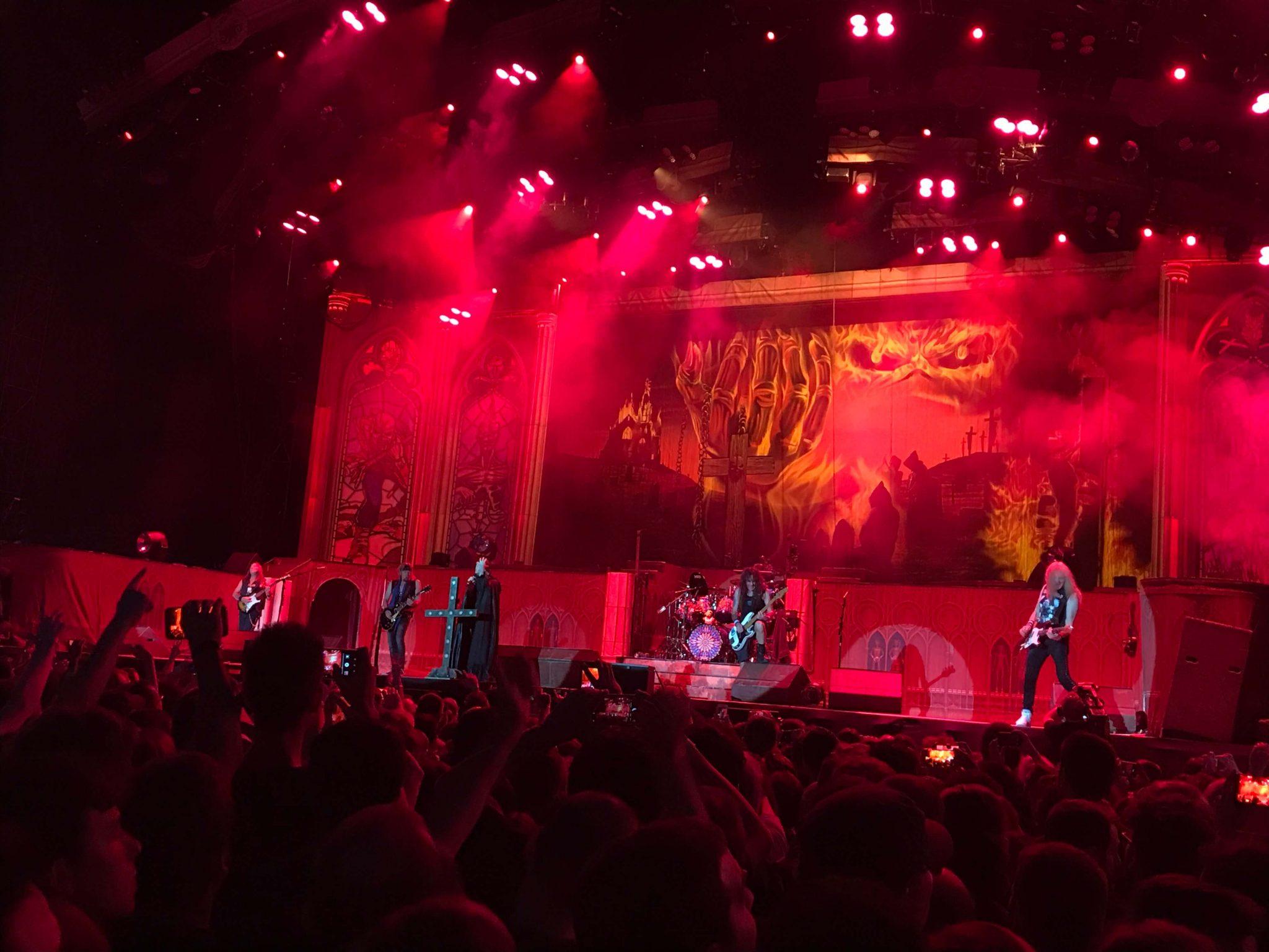 Iron Maiden en Madrid 24