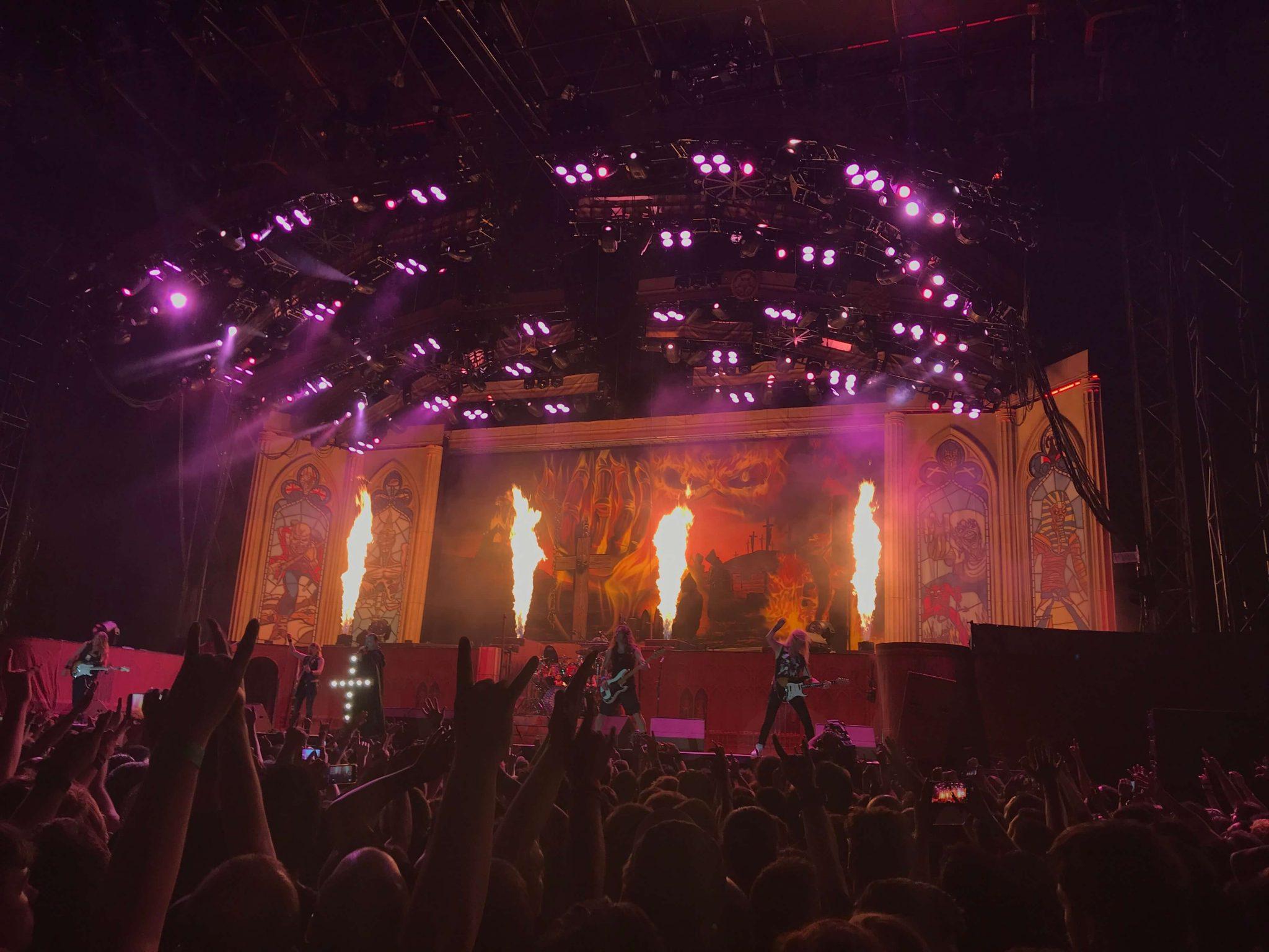 Iron Maiden en Madrid 25