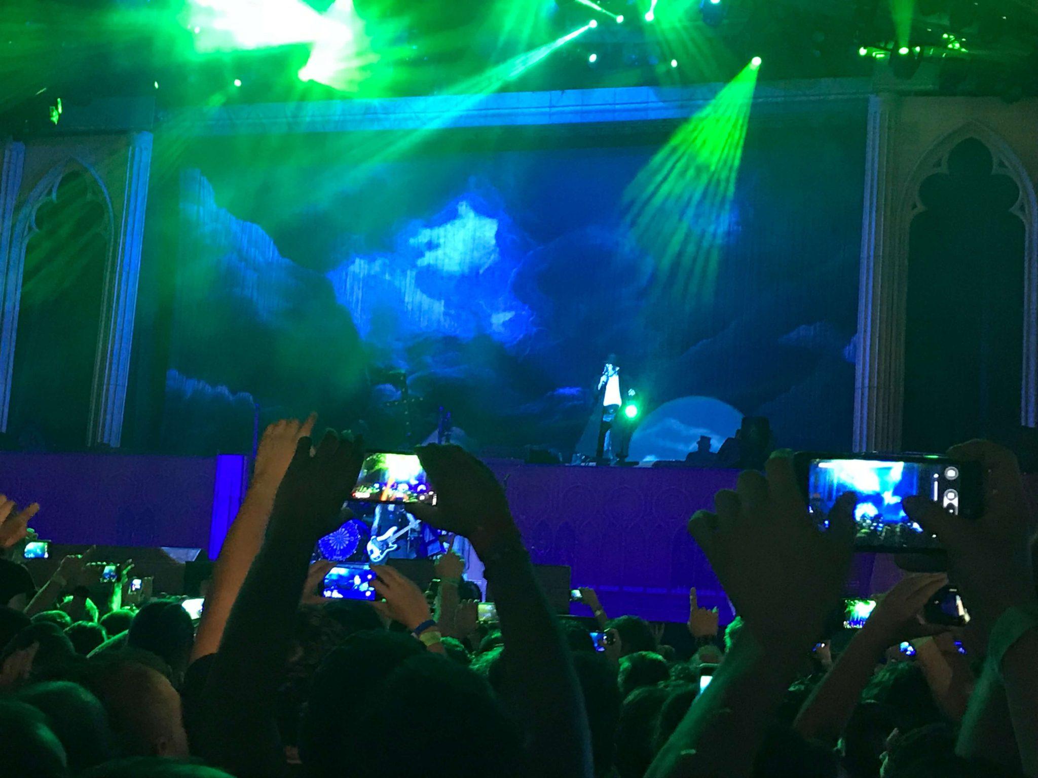Iron Maiden en Madrid 31