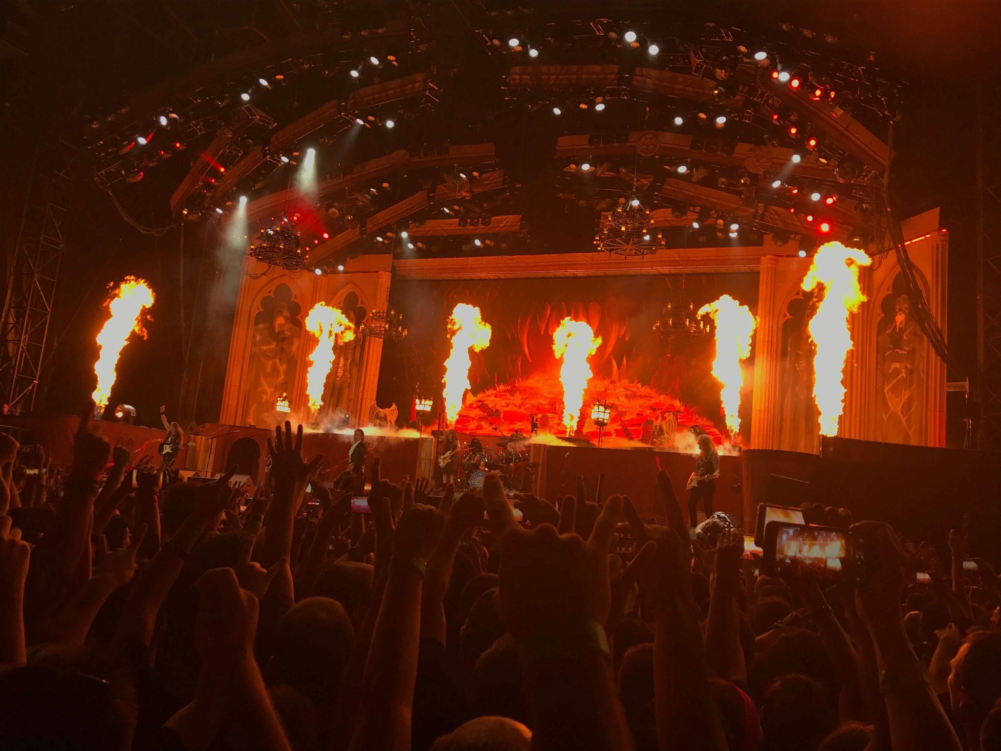 Iron Maiden en Madrid 33
