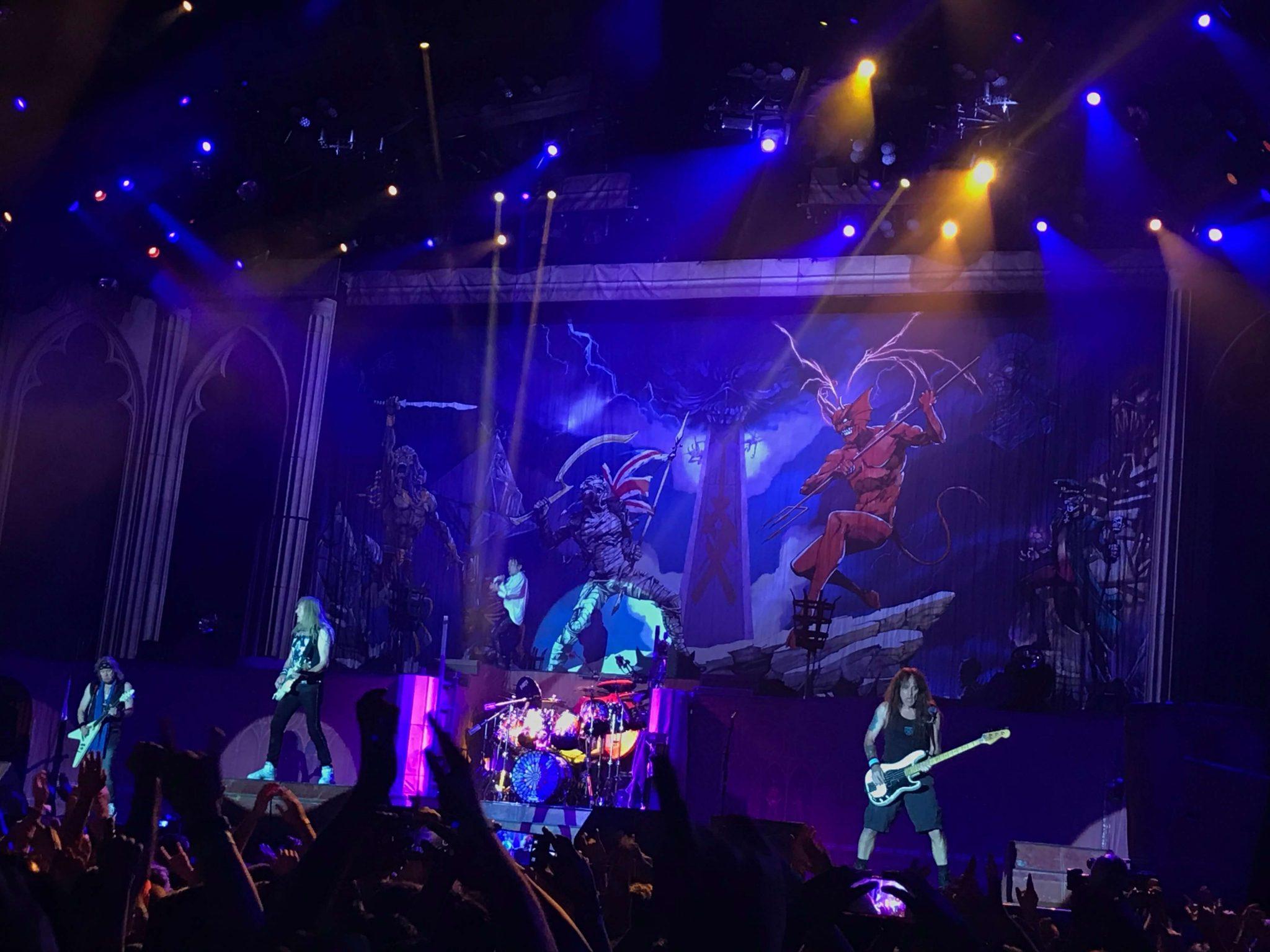 Iron Maiden en Madrid 41