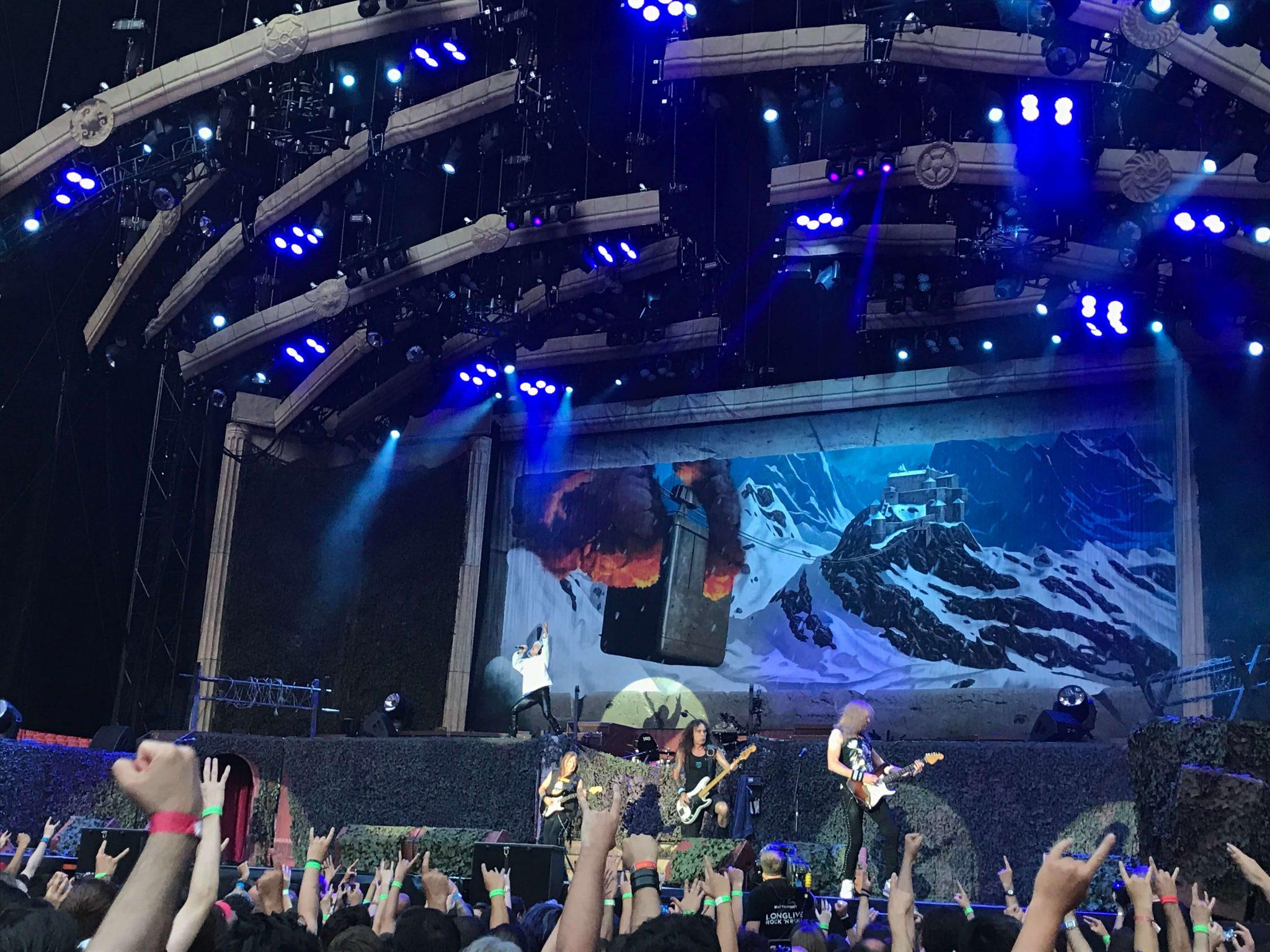 Iron Maiden en Madrid 6