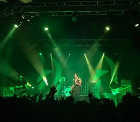 Crónica: Halestorm en Madrid (Sala Black Box Vistalegre) 25/10/2018